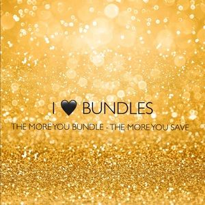 Bundle more and save!